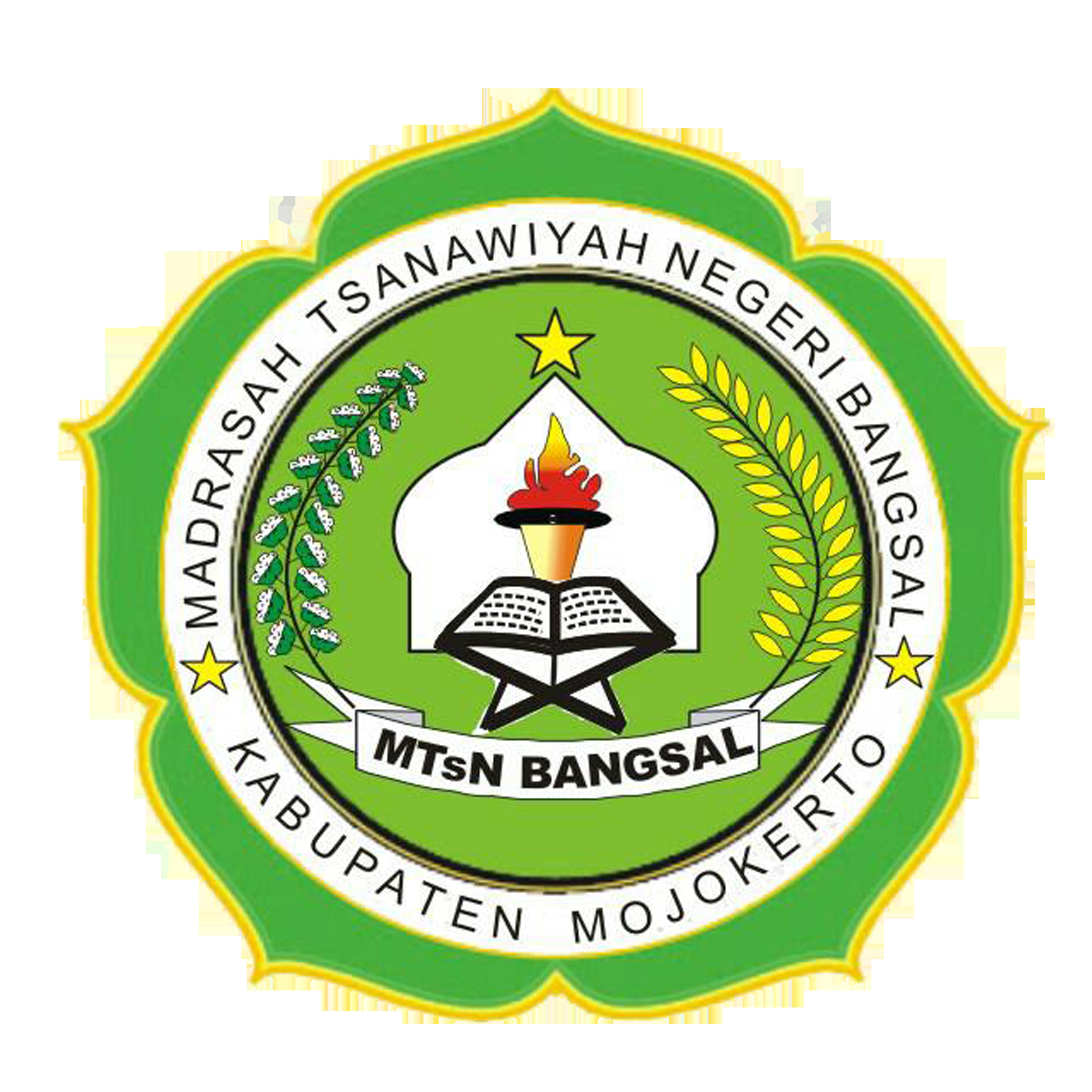 logo dan foto ujian praktik tik madrasah tsanawiyah